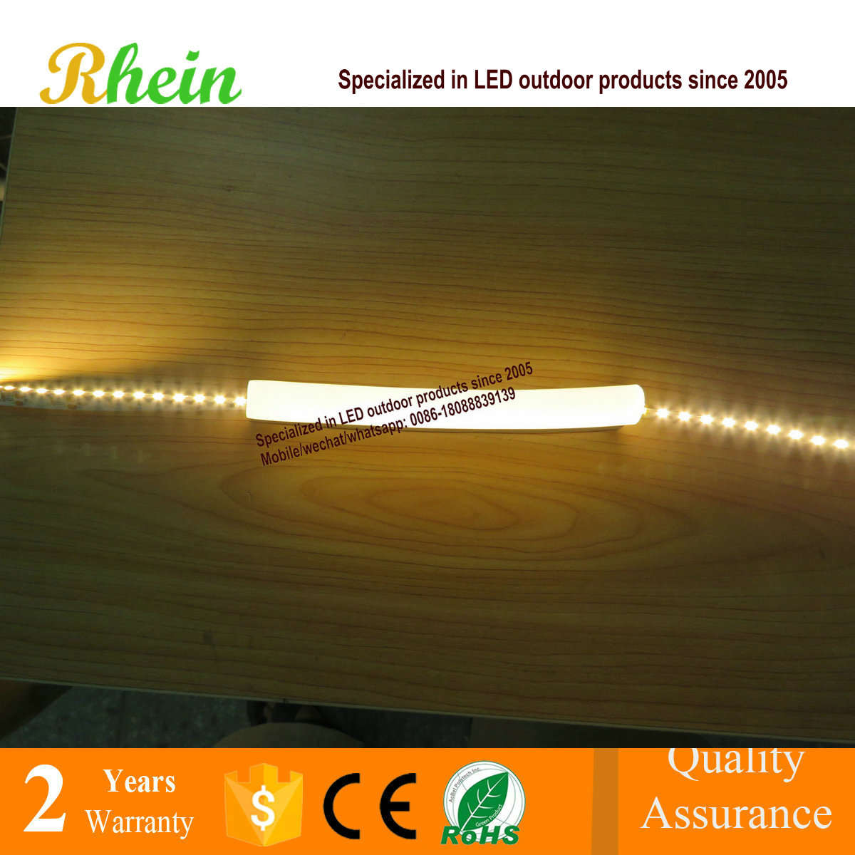 PCB and pvc can be divided neon light,good for neon sign